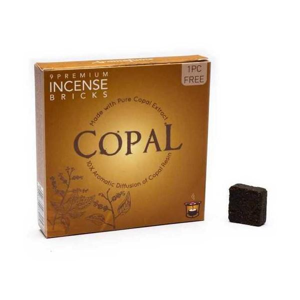 Incenso Hari Darshan Copale  -- Copal & Palo Santo -- 15 G