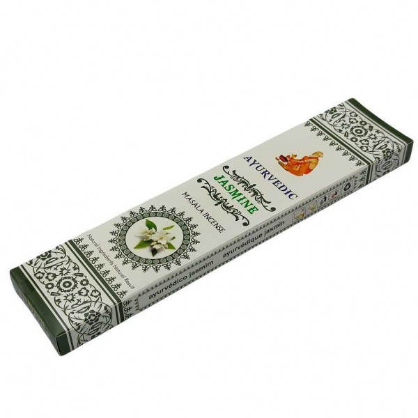 Incenso Hari Darshan Copale -- Copal & Salvia Bianca -- 15 G
