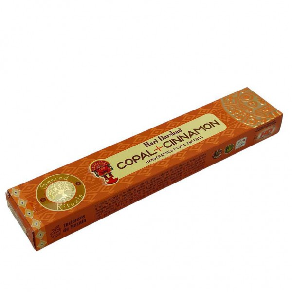 Incenso Marco Polo'S Treasures Antistress -- 20g