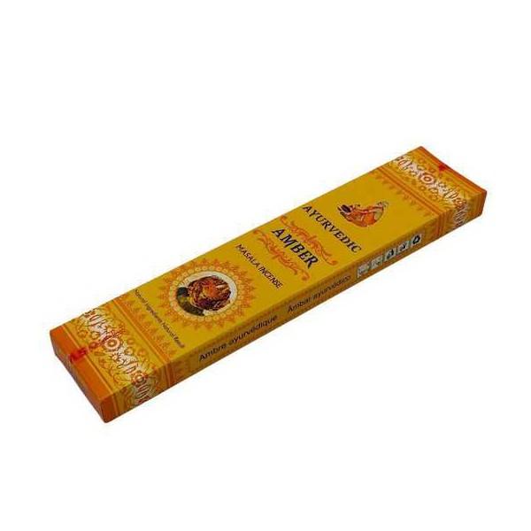 Set Satya -- 20 confezioni incenso assortite da 15 g